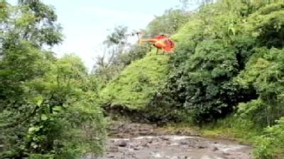 Man Still Missing After Being Swept Away