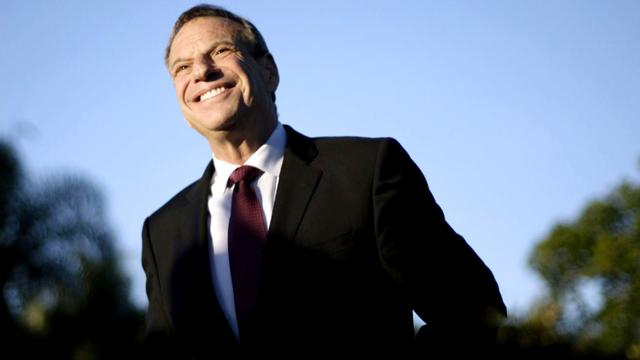 San Diego Mayor Bob Filner resigns