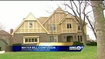 New homeowner stunned by huge water bill