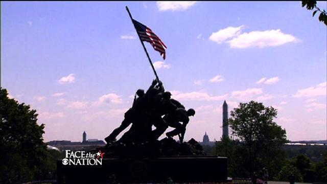 A tour of Washington's war memorials