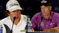 Interviews: Jim Furyk and Jason Dufner in Sunday's final group