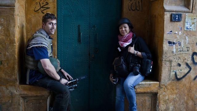 War zone journalist discusses meeting with James Foley that never happened