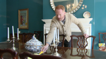 "Modern Family star Jesse Tyler Ferguson hosts a ""Spring-tervention"""