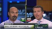 Bull vs Bear: Yelp