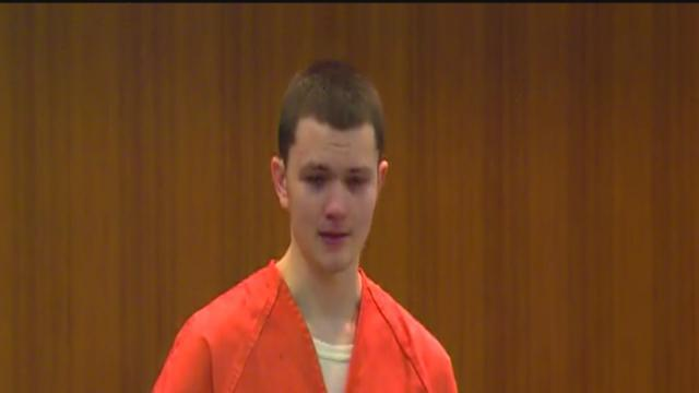Mitchell Young sentencing