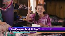 `Hello Flo` tampon ad goes viral
