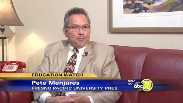Three Latinos leading higher education in the Valley