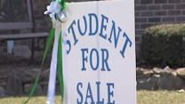 Strongsville Strike: Student for sale