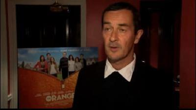 The Oranges - Red Carpet Director Interview