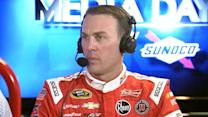 2013 NASCAR Media Day: Kevin Harvick