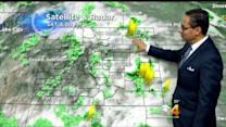 Sunday Forecast: Better Chance For Storms