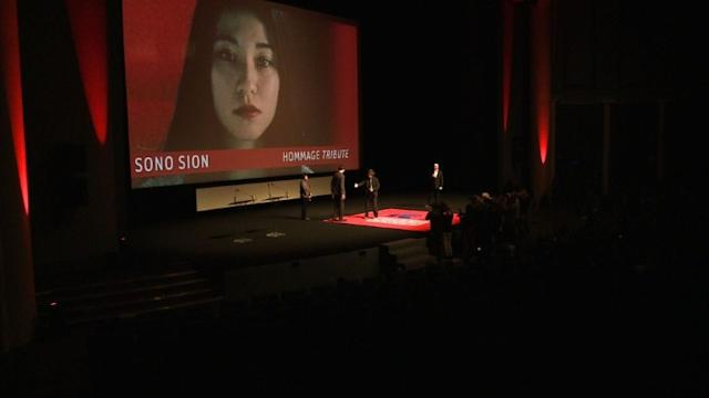 Sono Sion at Deauville 'Japan hasn't learnt from Fukushima'