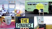 Meet the woman who turned a school bus into a mobile financial literacy hub