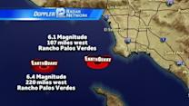California Earthquakes 2