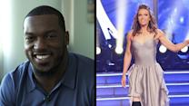 NFL linebacker finds inspiration in Paralympian Amy Purdy