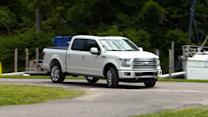 Love for bigger, fancier vehicles fuels Ford's Q2