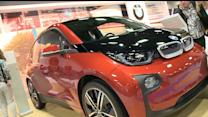 Car Features Take Center Stage At Auto Show