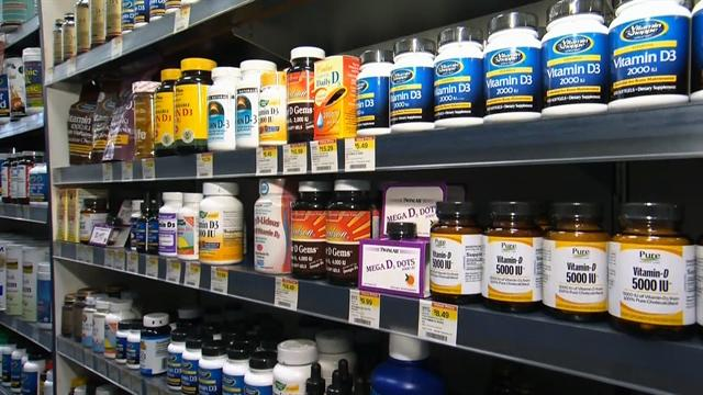 Study revises recommendations for vitamin D