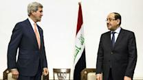 Kerry Urges Political Reform in Iraq
