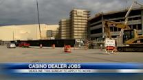 Deadline approaches for casino jobs