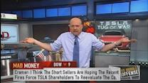 Cramer pulls back the curtain on Tesla
