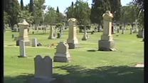 History tour of Union Cemetery