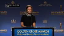 Golden Globe nominees revealed