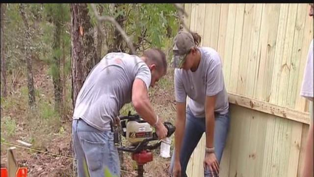 Disabled Iraqi War Veteran gets home renovated by Abilities and Home Depot Foundation