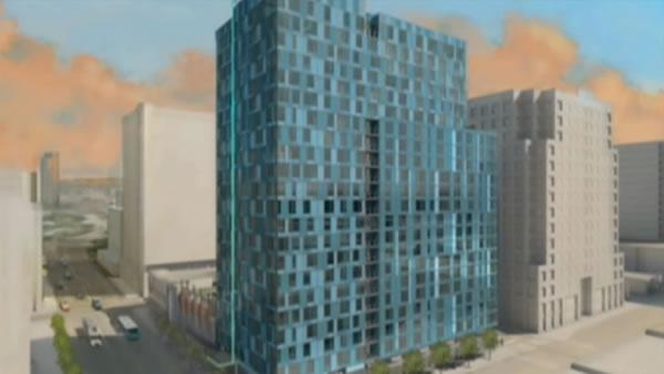 New highrise set to revitalize downtown San Jose