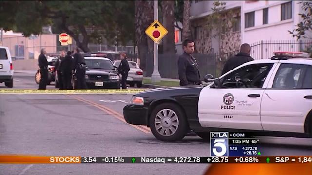 L.A. Police Commission May Revise Scope of Shooting Inquiries