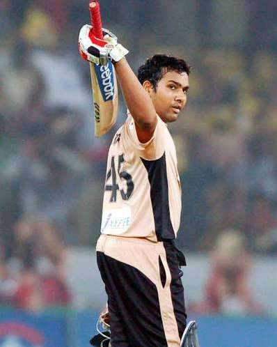 rohit sharma in the ipl the transformation from 2008 2017 in pictures yahoo cricket rohit sharma in the ipl the