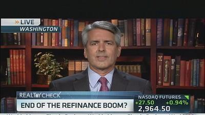 Will Taper Talk End Refinance Boom?