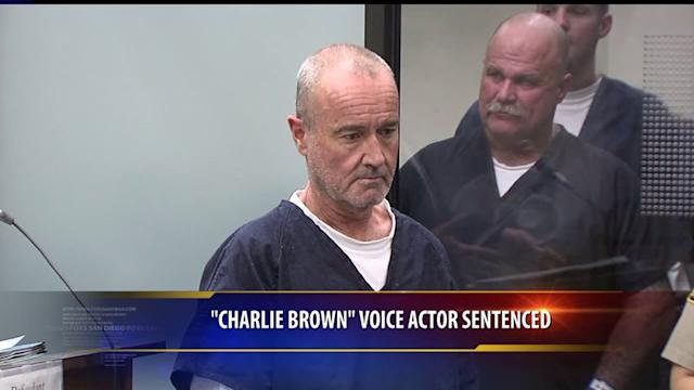 `Voice Of Charlie Brown` Sentenced