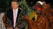 Tony Blair on Africa