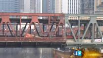 Wells Street bridge work, CTA reroutes continue