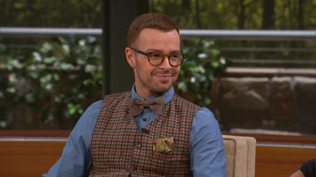 Whoa! Blossom's Joey Lawrence on becoming a Chippe