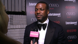 Video: Chris Tucker Talks SAG Nods For Silver Linings -