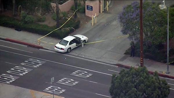 Two ambushed L.A. detectives have minor wounds