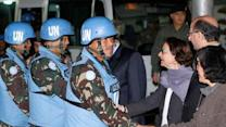 UN Peacekeepers Released by Syrian Rebels