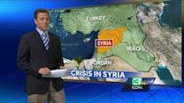 Questions you might have on the Syria situation