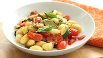 Gnocchi with Summer Vegetables