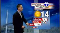 Matt's Sunday Morning Forecast