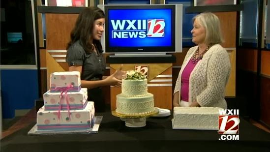 Wedding Cakes on a budget