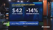 Lululemon headed in wrong direction: Analyst on downgrade