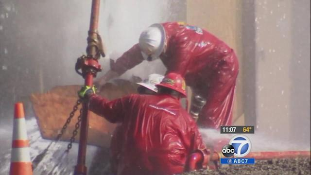Hawthorne gas leak: Displaced families want answers