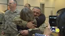 Soldiers in Afghanistan return to Valley