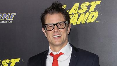 Johnny Knoxville: 'It Meant A Lot' To Work With Arnold Schwarzenegger In 'The Last Stand'