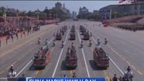 China marks Victory Day with massive parade