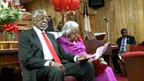 Lady turns 100 years old