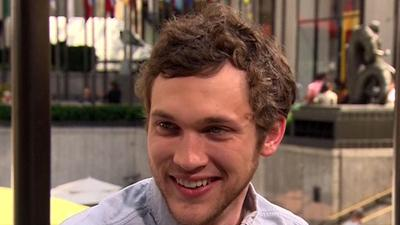 Phillip Phillips Finds Success At 'Home'